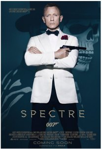 Spectre movie poster (886x1280)